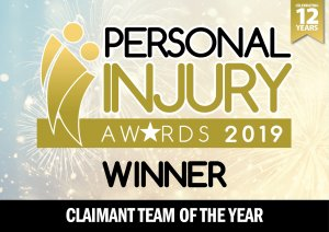 PIA 2019 Winners - Claimant Team