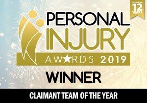 PIA 2019 Winners - Claimant Team
