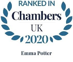 emma potter Chambers UK 2020