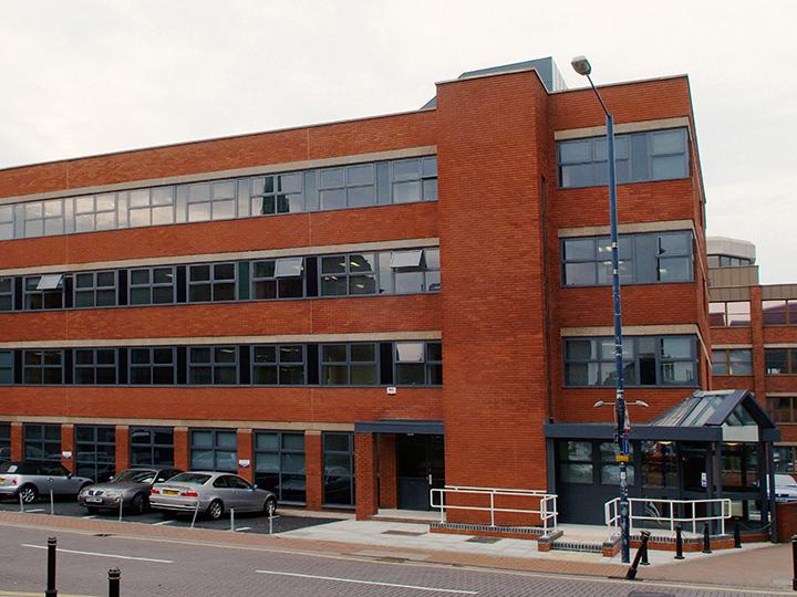 Moore Barlow office - Woking