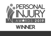 Personal Injury Awards 2019 Winner